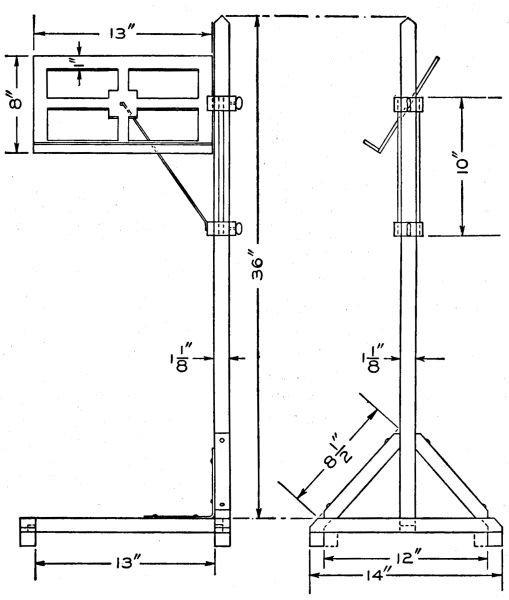 Polish Plate Rack Plans